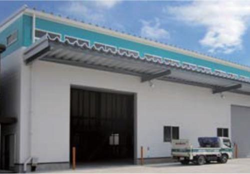 建設機械の整備工場(Vスパン-S/325㎡)