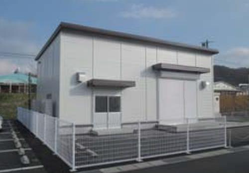 建築メーカー営業所(グレートハウス/78坪)