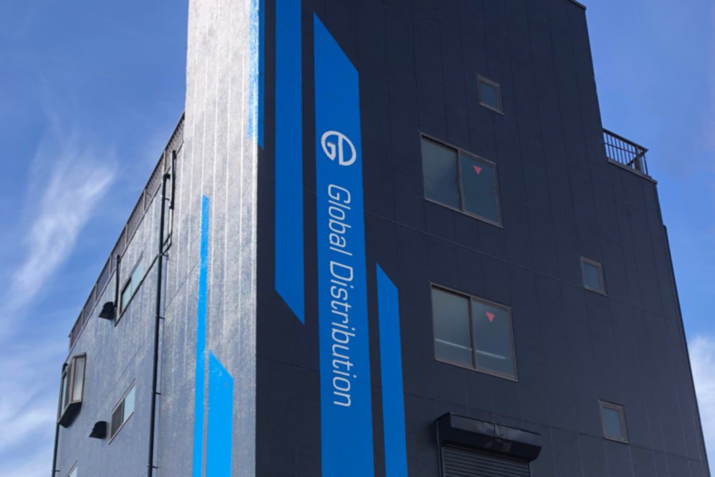 オフィスビルの外壁塗装